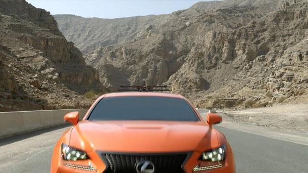 Video & Film Production Dubai - UAE - image lexus-drone-chase-thumbnail on https://www.kalideme.com